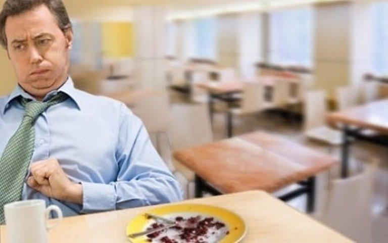 Отрыжка воздухом после еды – причины и лечение, постоянная отрыжка