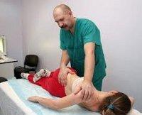 Процедура Мануальная терапия позвоночника