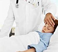 Гипертермический синдром у детей