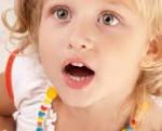 Признаки дислалии у детей
