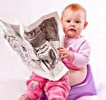 У ребенка часто запор