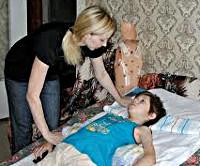 Перелом позвоночника у детей