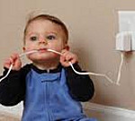 Электротравма у детей