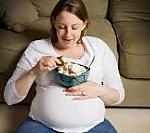 Лишний вес при беременности