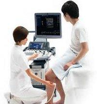 Процедура УЗИ коленных суставов