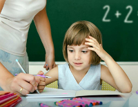 Дискалькулия у детей